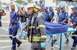 南非贝德福商业中心发生持枪抢劫