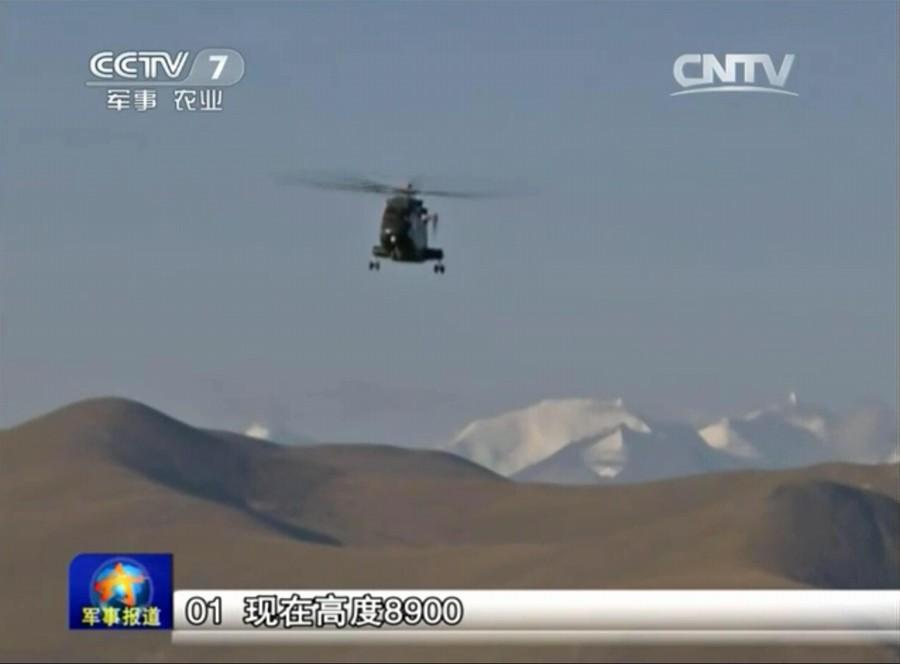 直18新机测试攀越珠穆朗玛峰