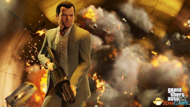 PS4/XBOX ONE版《侠盗猎车5》降价33% 抓紧时间购买