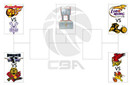 CBA季后赛赛程出炉:2月6日打响 赛制为1-2-1-1