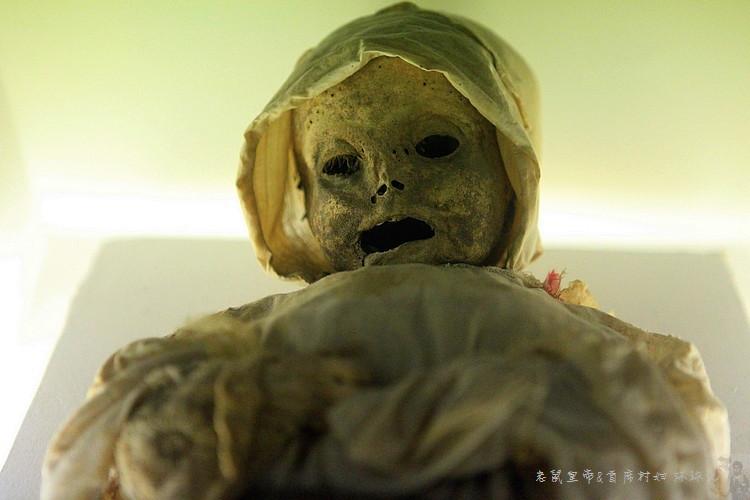 慎入!世界上最恐怖的人尸博物馆