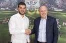 尤文签约意大利现役国脚 21岁天才被誉新加图索