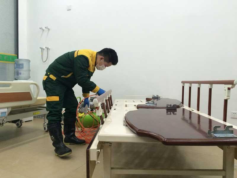 探访国内首家家用医械回收消毒租赁服务中心