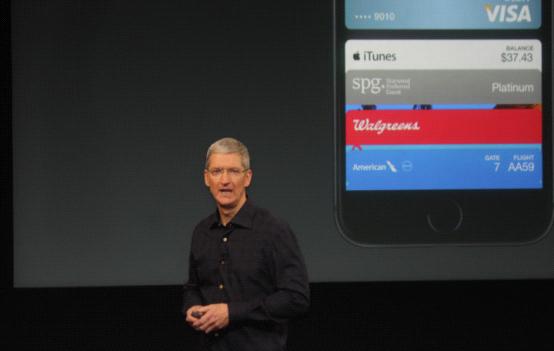 苹果库克:2015年将迎来Apple Pay之年