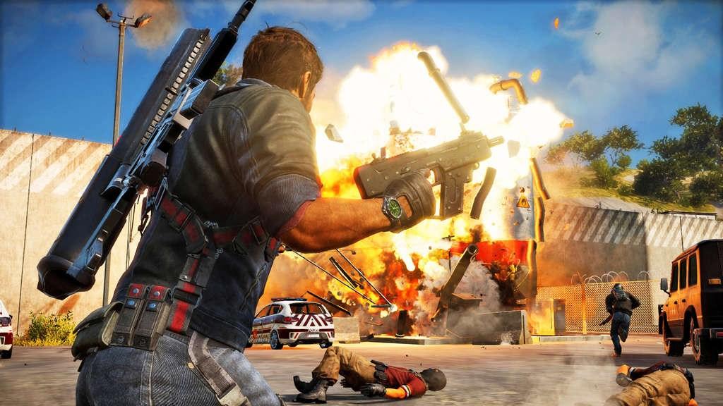 《正当防卫3》游戏图片