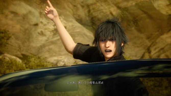 """《最终幻想15》设计师谈论""""猫视角""""""""狗视角""""建议"""
