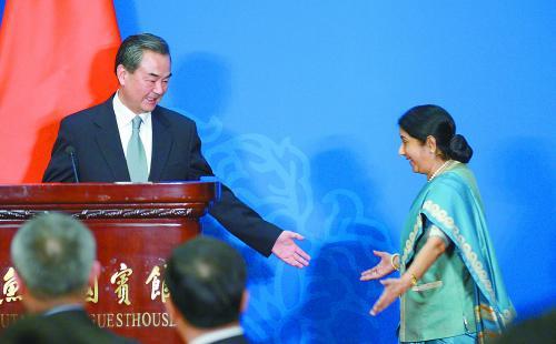 印要和中国打造亚洲世纪 六点新主张向中国示好