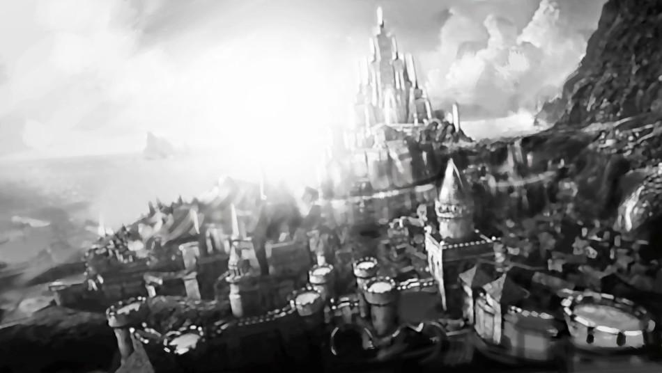 玩家手绘《魔兽世界》电影预告