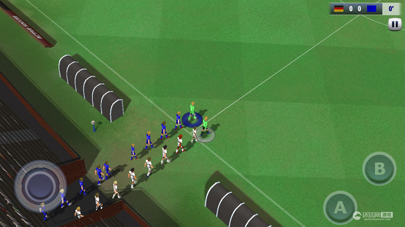 《动感足球2 Active Soccer 2》游戏截图