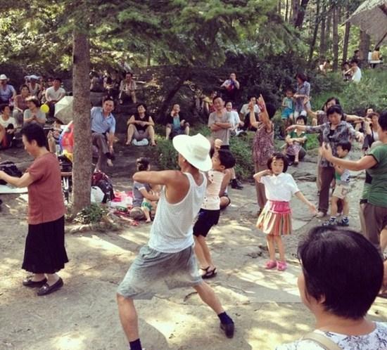 图揭朝鲜人的生活乐趣