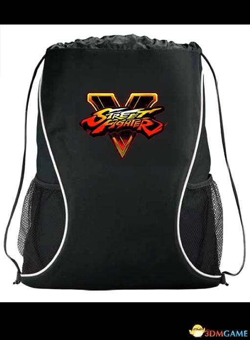 《街霸5》官方授权商品一览 主题背包以及纯棉T恤衫
