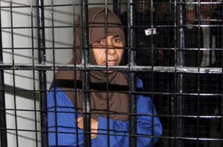 被约旦处死女极端分子生前画面