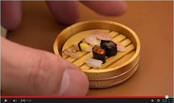 小巧玲珑!日本迷你版厨房用具惹惊叹