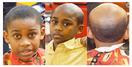 醉了 亚特兰大理发师给孩子的奇葩惩罚方式