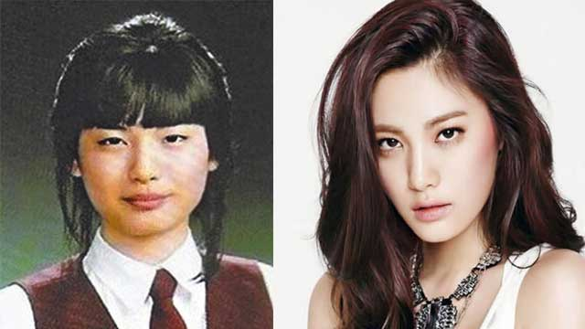 """韩国人造美女原形吓死人  """"世界一美""""似恐龙"""