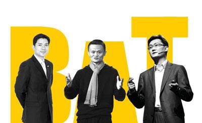 中国企业家资产排行榜:BTA三巨头包揽前三甲