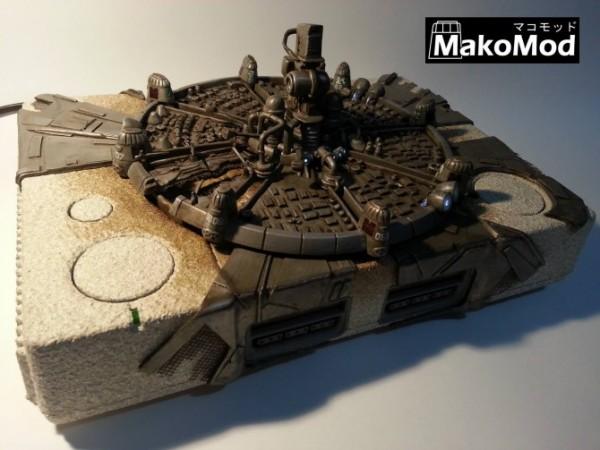大神改造PS1 主机上搭建《最终幻想7》主城
