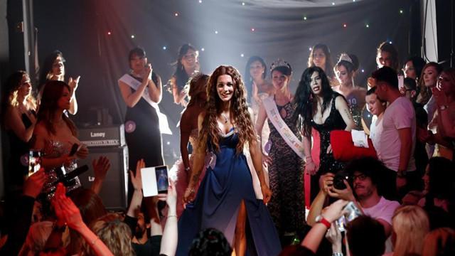 土耳其举办首届变性人选美大赛