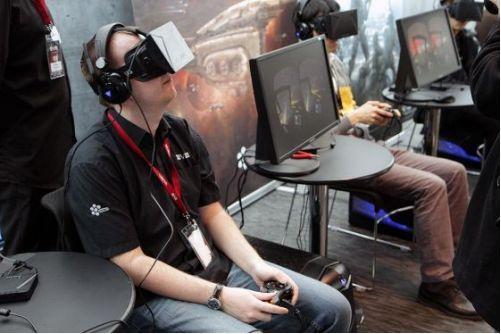 瞧瞧,这些都是虚拟现实游戏的失败案例
