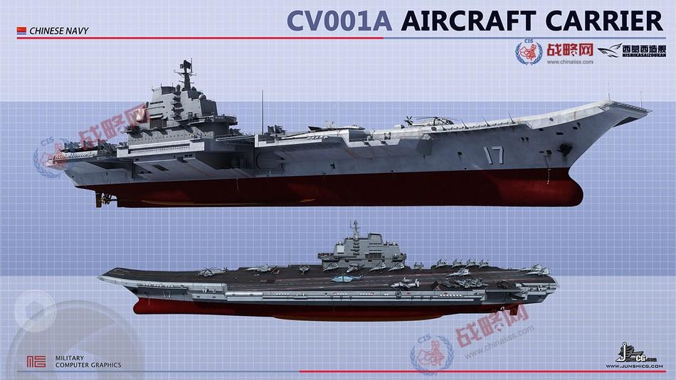 近日,关于中国建造第二艘航空母舰的消息引起军迷的广泛关注,也有