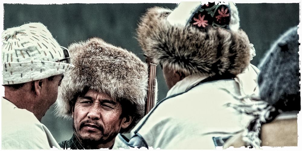 曾经的中国部族