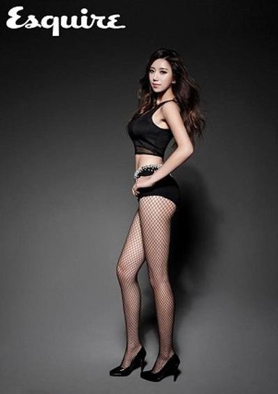 韩国美女体育老师海量美照:高跟鞋篇 竖