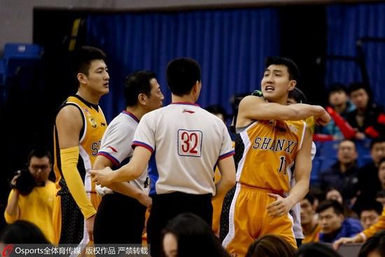 杨健:青晋战每回合对抗都像打架 联赛缺平和心态