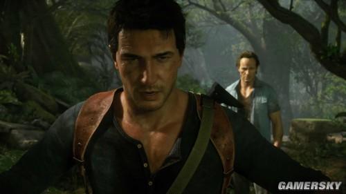 《神秘海域4》画面将达电影级 主角与真人无异