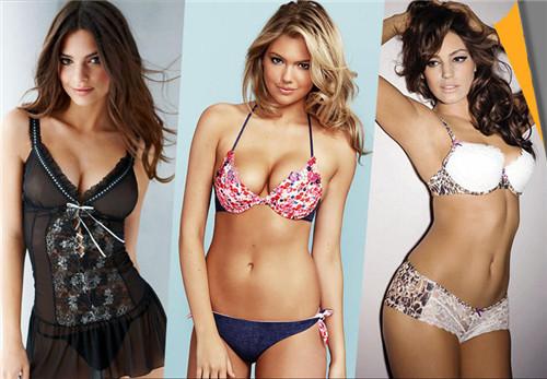 世界公认胸部最美的10个女人
