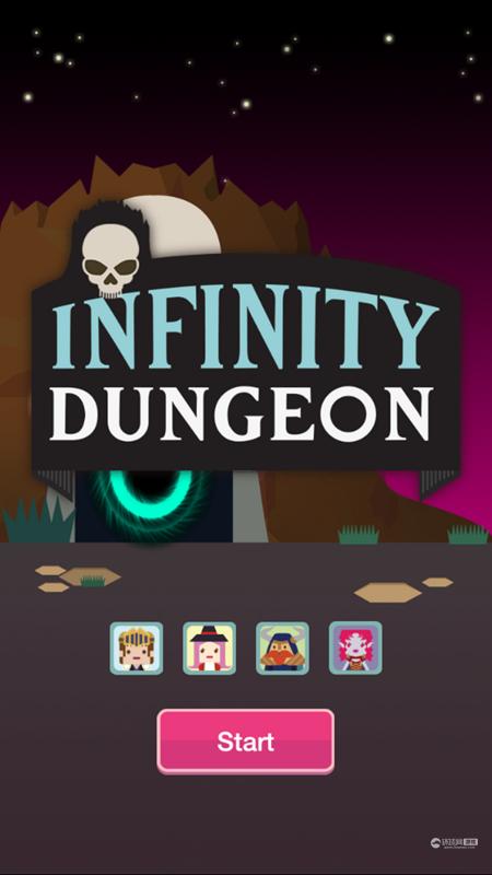 《无尽地牢 Infinity Dungeon F!》游戏截图