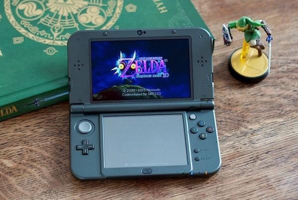 美版任天堂new 3DSXL不含充电器 北美玩家难觅官充