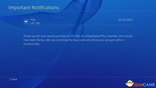 索尼大法全开 PS Plus会员全价买游戏索尼退差价