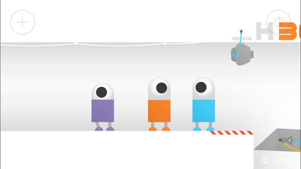 《古怪机器人出逃记 Odd Bot Out》游戏截图