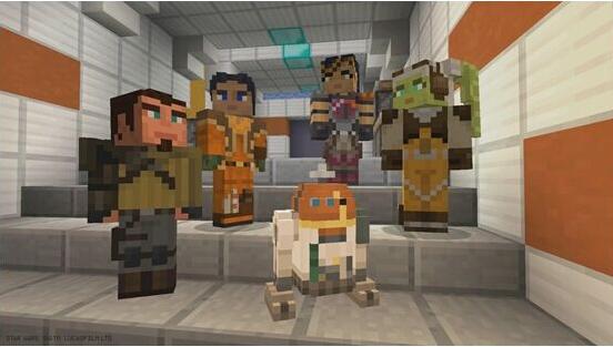 《星球大战:反叛军》新增23款Xbox皮肤