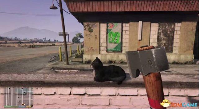 奇葩青年欢乐多! 老外自制的欢乐《GTA5》预告片