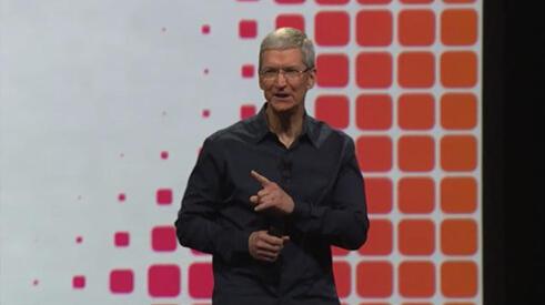 苹果CEO库克:Apple Watch 将与iPhone一样重要