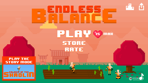 《Endless Balance》游戏截图