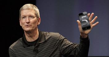苹果CEO:小米是强大竞争对手 但并不担忧