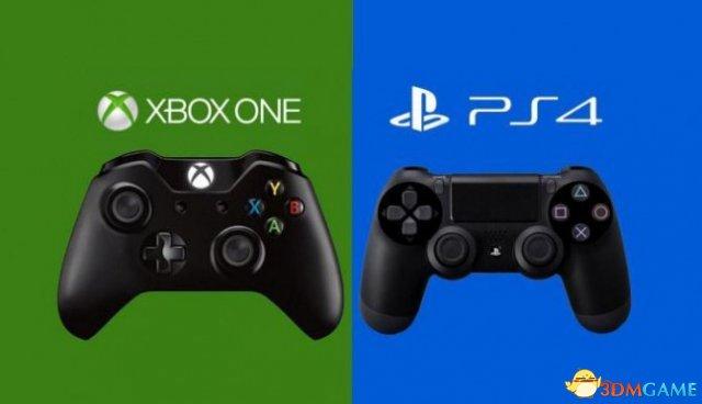Xbox One一月游戏销售领先PS4 降价能否重回第一