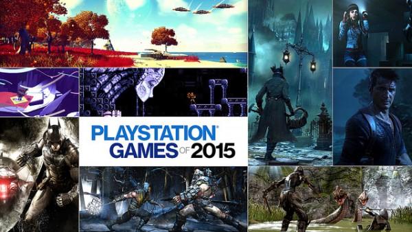 索尼公布2015年PS平台游戏发售计划