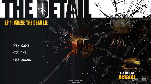 《线索 The Detail》游戏截图