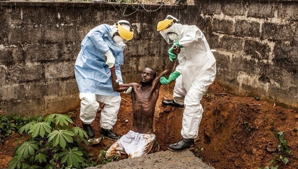 第58届荷赛奖:埃博拉在塞拉利昂
