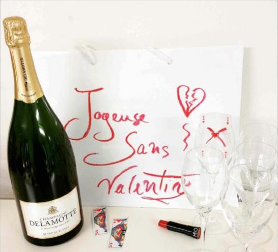 三件礼物营造法式浪漫情人节氛围