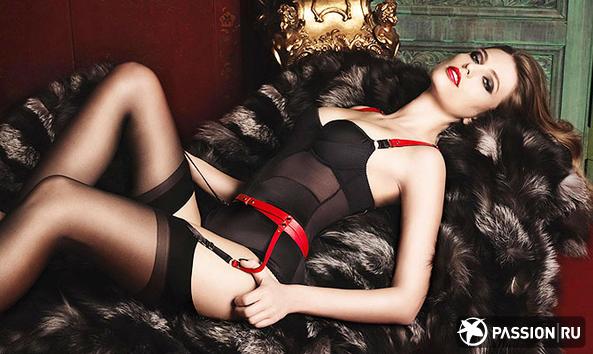 俄媒盘点6大性感内衣品牌 让您尽显女王气质