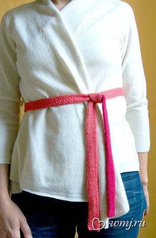 装扮春季靓丽形象:俄媒教你巧用围巾搭配