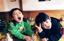 遭诋毁朱8示爱2爱子:爱你们 称未强夺孩子抚养权