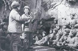 战争年代,中国军人这样过春节