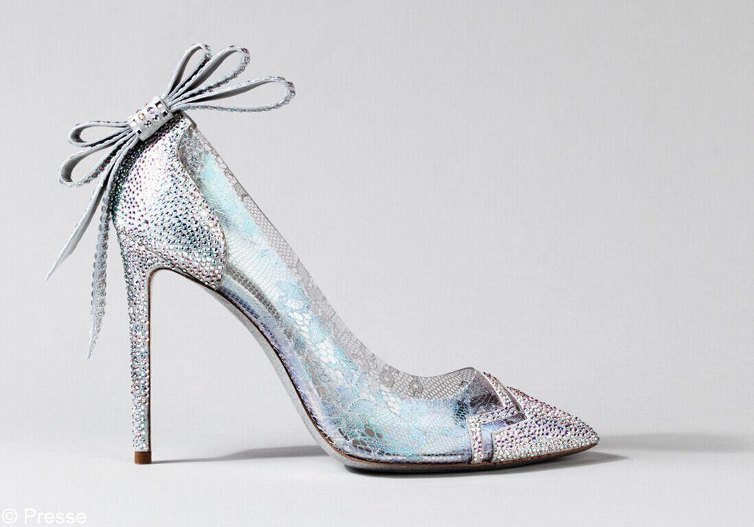九位顶尖设计师为灰姑娘打造梦幻水晶鞋