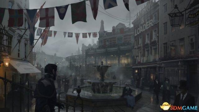 《教团:1886》爆城市原画 续作会发生在中国吗?