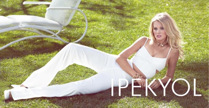 托妮·伽恩代言Ipeky2015春夏系列 青春洋溢